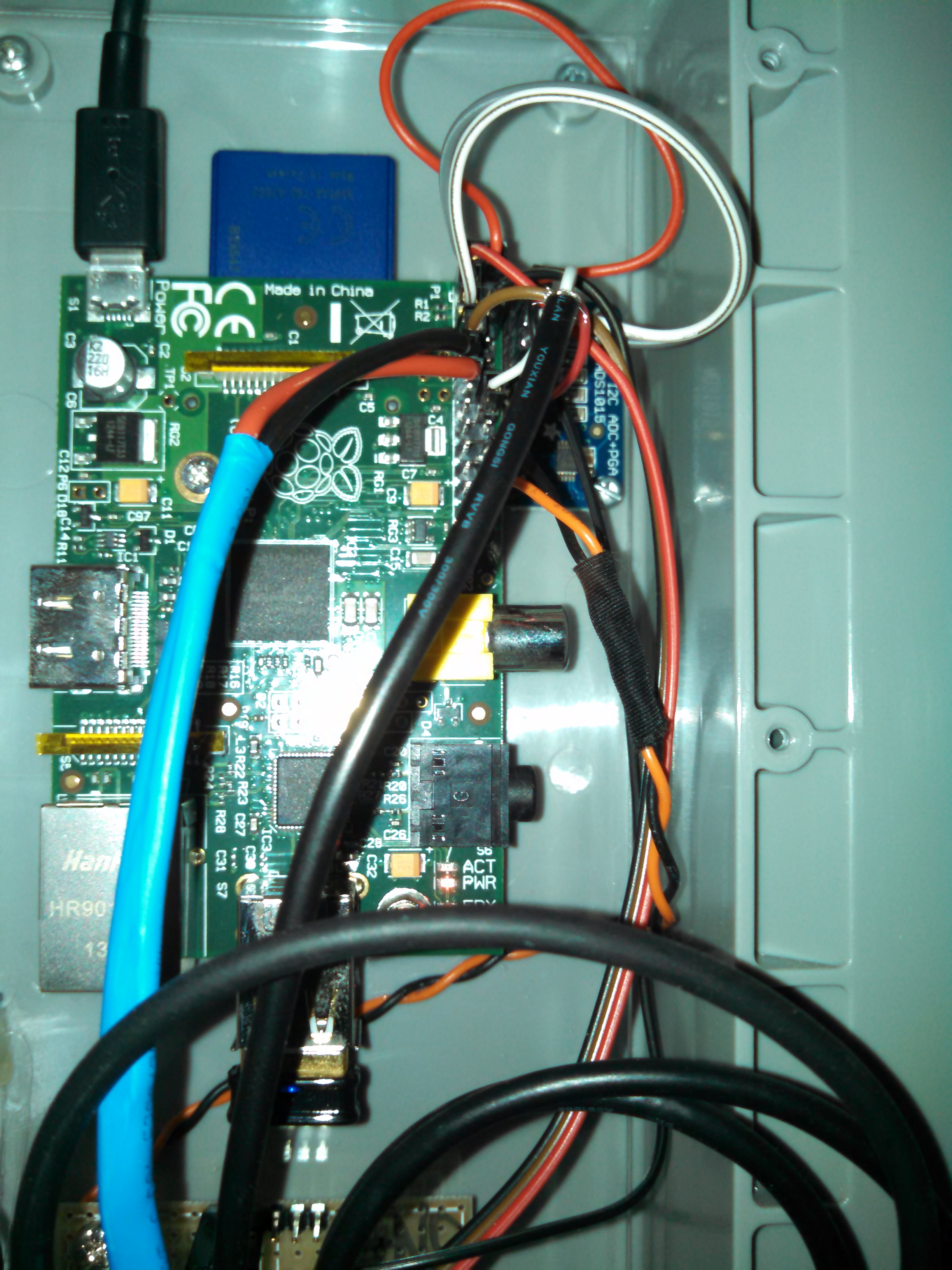 Tinker Labz - Water Heater Control Box View 4