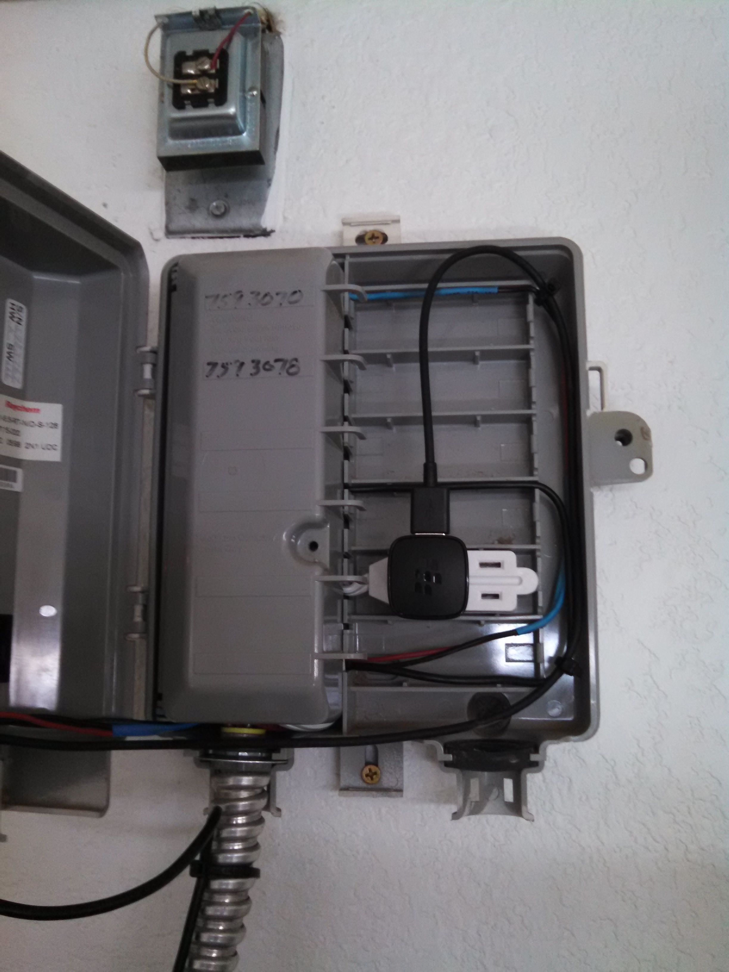 Tinker Labz - Water Heater Control Box View 1