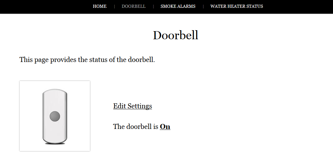 Raspberry Pi - Doorbell Control using Relay